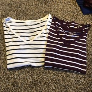 bundle of 2 soft and sexy tees